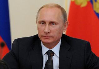 В.В. Путин, Президент Российской Федерации